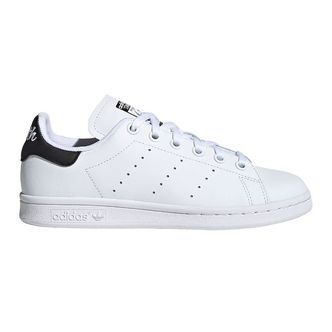 adidas Originals Sko - Stan Smith J - Hvid/sort