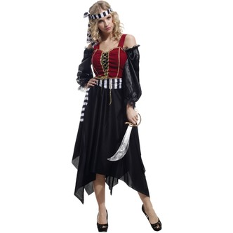 Pretty Pirate kostume, M