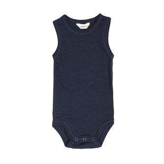Joha Sleeveless Body Uld - Navy