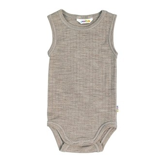 Joha Sleeveless Body Uld - Sesame