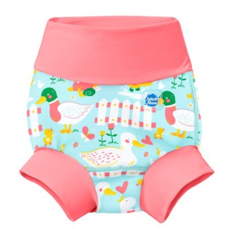 Splash About Happy Nappy 5 little ducks badeble