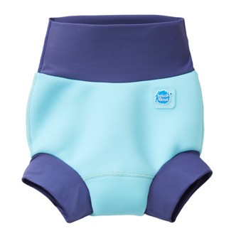 Splash About Happy Nappy New Blue Cobalt badeble