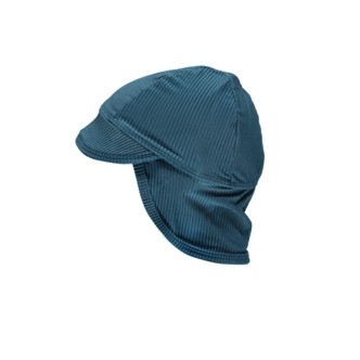 Beach & Bandits UV-hat UPF 50+ - ocean ribbed pacific blue
