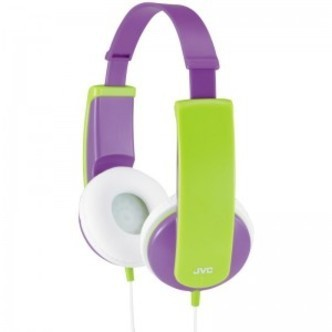 JVC Kids Headphone, Violet