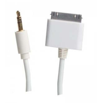 *SX iPhone Jack Cable 0,2m iPhone/iPad/iPod 3.5mm