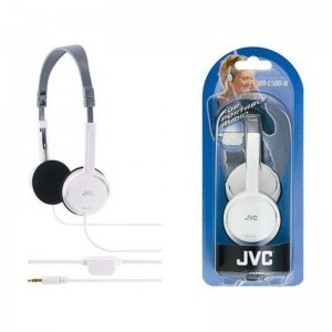 JVC Stereo headphone White
