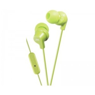 JVC IN-EAR REMOTE+MIKR. Green