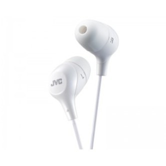 JVC In-Ear Headphone - White