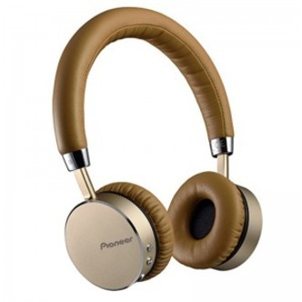 Pioneer Full-size BT. Ht. Brow W. mic Brown