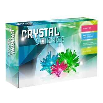 Crystal Science eksperimentsæt