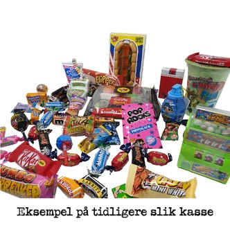 Surprise Box Large Abonnement (Gratis Fragt)