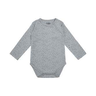 Petit by Sofie Schnoor - Body LS, August - Dusty Blue