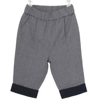 Mini Q Ture - Marion Pants, B - Sky Captain Blue