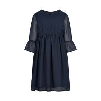 Creamie - Dress Chiffon (821439) - Total Eclipse
