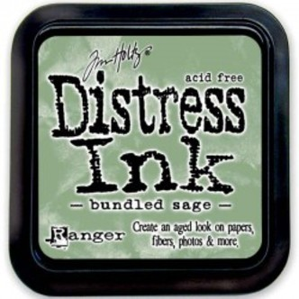 Stempelsværte bundled sage Distress Ink