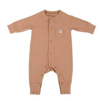 Cloby UV Playsuit - Coconut Brown